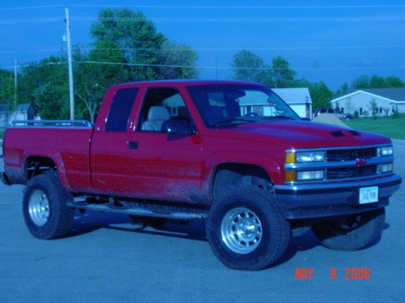 Another SRhergy32 1995 Chevrolet C/K Pick-Up post... - 8204508