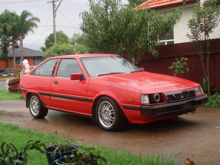 Rogercordia 1984 Mitsubishi Cordia Specs Photos Modification Info