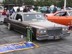 AZTLANJMs 1984 Cadillac DeVille