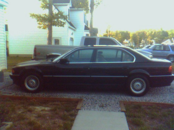 clintbmw's 1999 BMW 7 Series