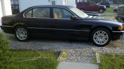 clintbmws 1999 BMW 7 Series
