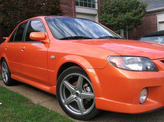Another ShannanC 2003 Mazda Protege post... - 8207620
