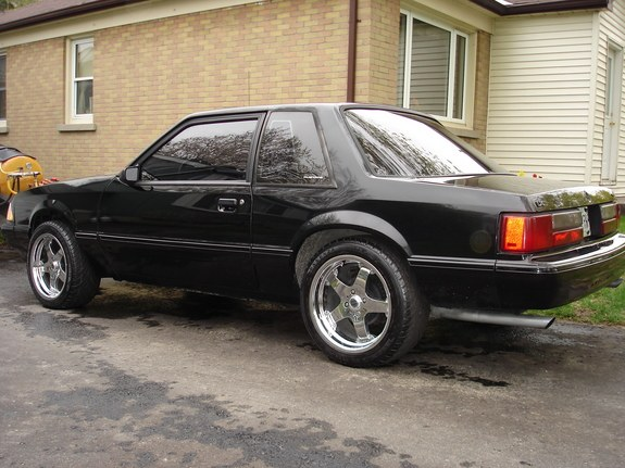 Horseplayer 1992 Ford Mustang Specs Photos Modification Info At