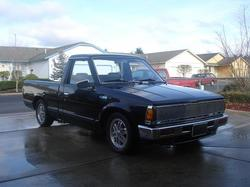 KC_nissans 1985 Nissan 720 Pick-Up