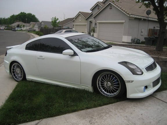 Another Extreme-G35 2003 Infiniti G post... - 8210742