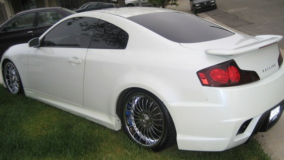 Another Extreme-G35 2003 Infiniti G post... - 8210743