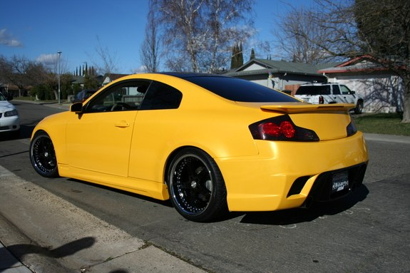 Another Extreme-G35 2003 Infiniti G post... - 8210752