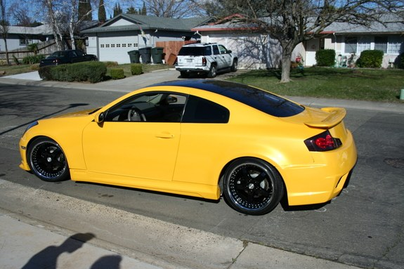 Another Extreme-G35 2003 Infiniti G post... - 8210753