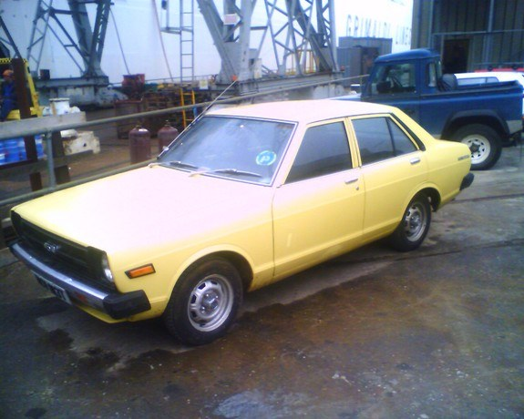 Another Olly1 1979 Datsun 310 post... - 8500978