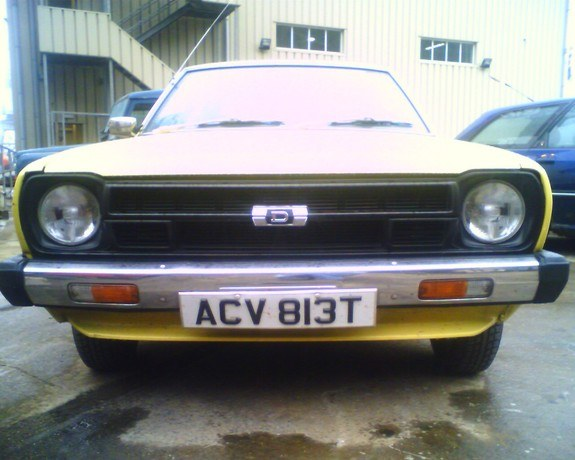 Another Olly1 1979 Datsun 310 post... - 8500981