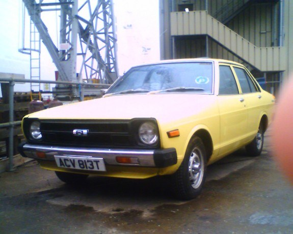 Another Olly1 1979 Datsun 310 post... - 8500982