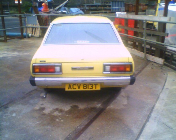 Another Olly1 1979 Datsun 310 post... - 8500983