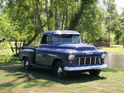 Bellards 1955 Chevrolet 3100