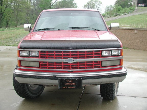 Another 89_Chevy 1989 Chevrolet Silverado 1500 Regular Cab post... - 8300035