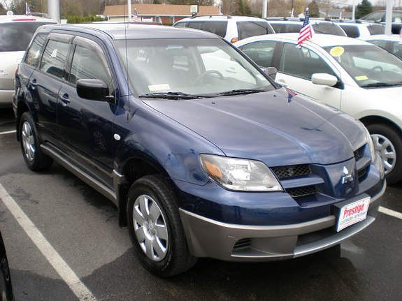 Another pman787 2003 Mitsubishi Outlander post... - 8533670