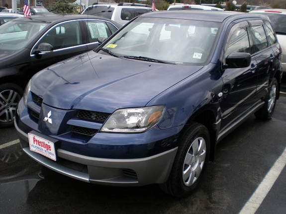 Another pman787 2003 Mitsubishi Outlander post... - 8533672