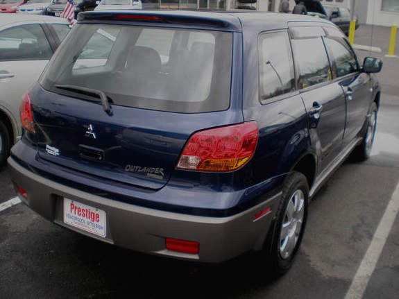 Another pman787 2003 Mitsubishi Outlander post... - 8533674