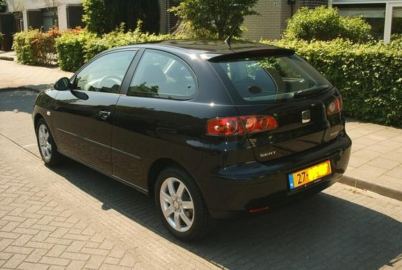 stefanovic 2006 seat ibiza specs photos modification info at cardomain. Black Bedroom Furniture Sets. Home Design Ideas