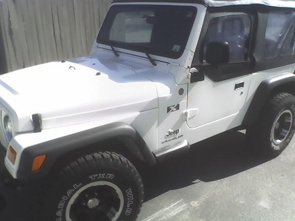 Another VW1POINT8TT 2004 Jeep Wrangler post... - 8216492