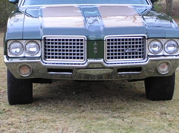Another 72olds350 1972 Oldsmobile Cutlass Supreme post... - 8217165