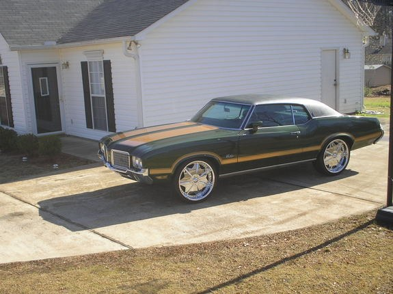 Another 72olds350 1972 Oldsmobile Cutlass Supreme post... - 8217172