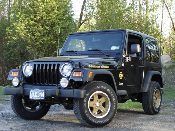 Another FingerEleven54 2006 Jeep Wrangler post... - 8218003