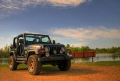 FingerEleven54s 2006 Jeep Wrangler
