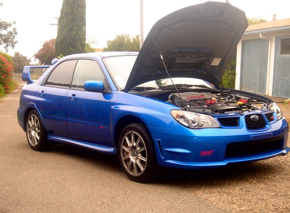 06hkssti 39 s 2006 subaru impreza in encinitas ca. Black Bedroom Furniture Sets. Home Design Ideas