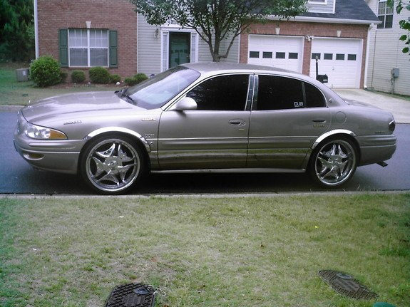 2001 Buick LeSabre Limited -LIFTED for 4s- MUSIC - Like New Condition