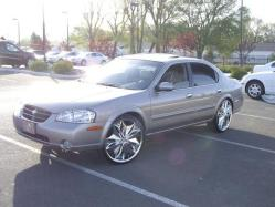 MrFresh2Deaths 2001 Nissan Maxima