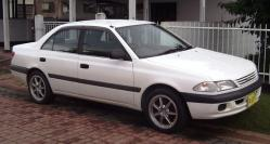 checo122s 1998 Toyota Carina