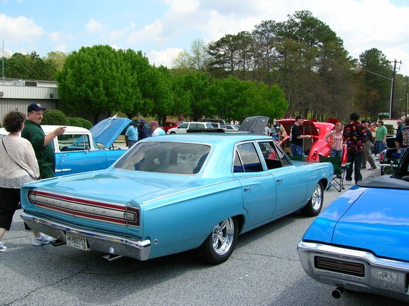 Another durwoodb 1968 Plymouth Satellite post... - 8222047