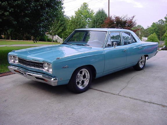 Durwoodb 1968 Plymouth Satellite Specs Photos