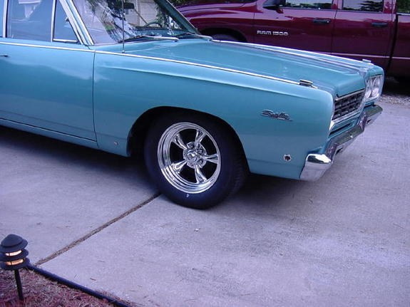 Another durwoodb 1968 Plymouth Satellite post... - 8222050