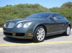 HAIROLL3RZs 2006 Bentley Continental GT