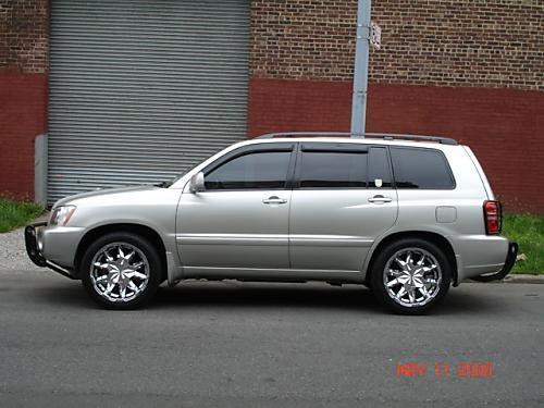 drieell 2003 toyota highlander specs photos modification info at cardomain. Black Bedroom Furniture Sets. Home Design Ideas