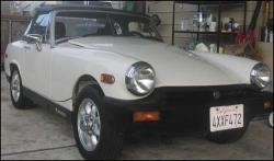 danwitts 1979 MG Midget