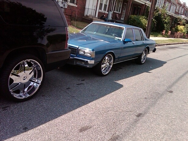 Another CAPRICE1AND2 1989 Chevrolet Caprice post... - 8292137