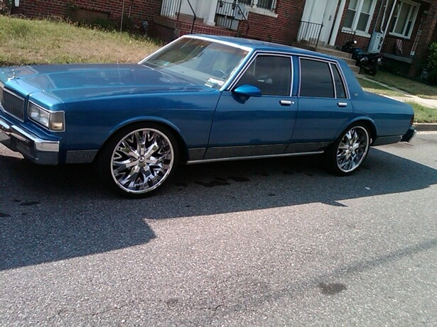 Another CAPRICE1AND2 1989 Chevrolet Caprice post... - 8292138