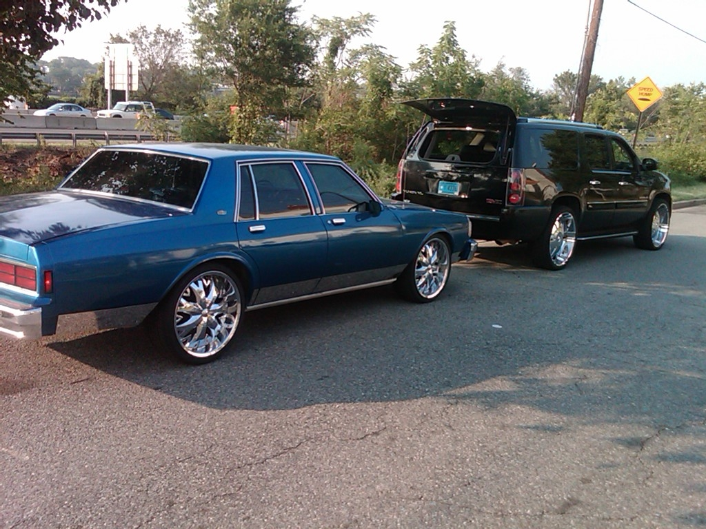 Another CAPRICE1AND2 1989 Chevrolet Caprice post... - 8292139