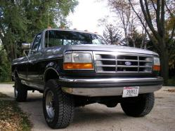 96bluvic 1992 Ford F150 Regular Cab