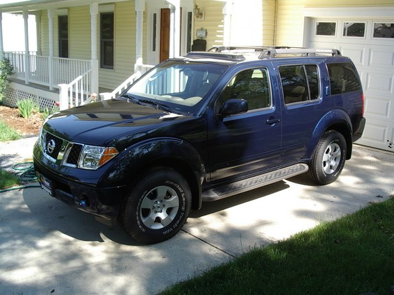 Another the_barkster 2006 Nissan Pathfinder post... - 8227440