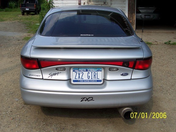 Another zx2girl 1999 Ford ZX2 post... - 8227737