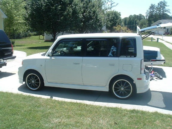 kentae80 2005 scion xb specs photos modification info at. Black Bedroom Furniture Sets. Home Design Ideas