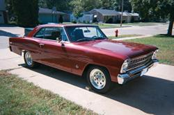 HaKnslAshs 1967 Chevrolet Chevy II