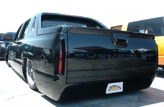 Bigwhipavy 2005 Chevrolet Avalanche S Photo Gallery At