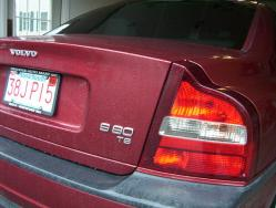 gsHCOs 2001 Volvo S80