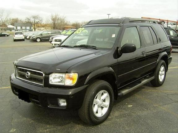 Awesome NISMO LEGACY 2003 Nissan Pathfinder 23526440002_large ...