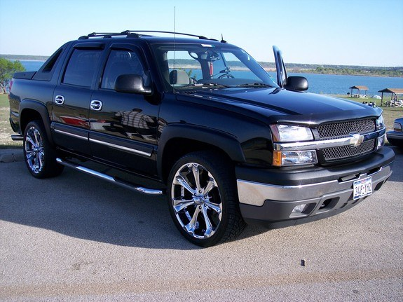 lanch05 2005 chevrolet avalanche specs photos. Black Bedroom Furniture Sets. Home Design Ideas
