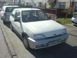 phillipuk 1993 Ford Fiesta